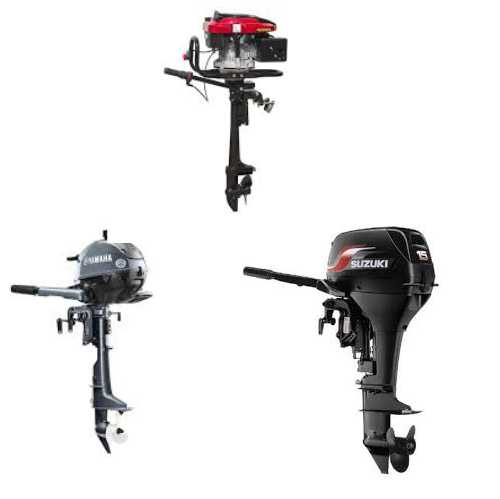 2.5HP - 6HP|Outboard Full Service