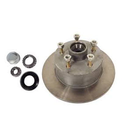 HOLDEN 10 Inch GAL HT Disc Brake Hub with FORD Bearings