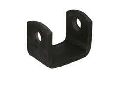 "1 x Front Hanger Suit 60mm Spring|6mm Wall|5/8"" Hole"