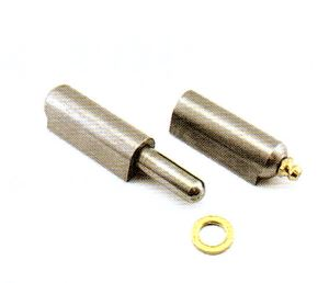 Greaseable Pin Hinge Used For Trailer, camper and Caravan