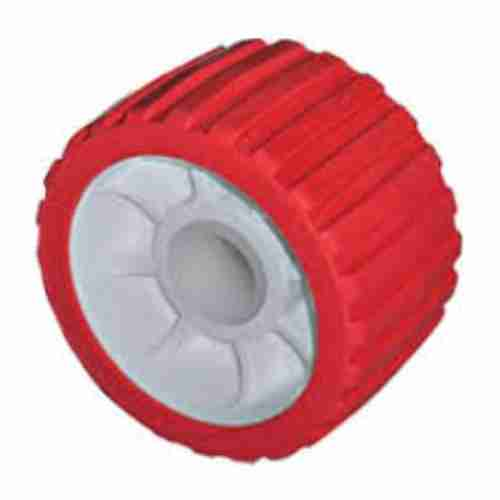 26mm Hole|Swiftco Wobble Roller|125 x 75mm|Red